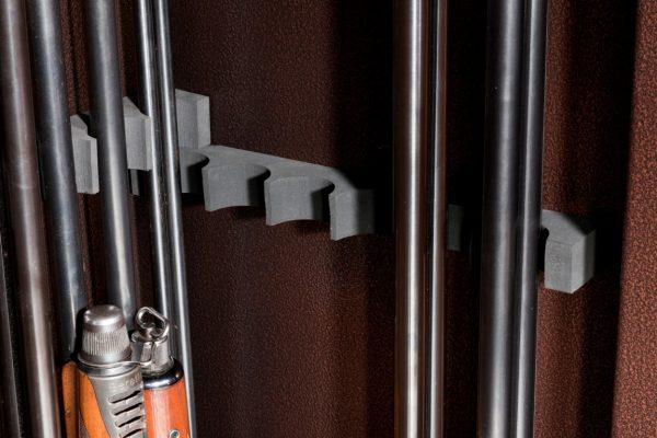 B264S 13 posti + 4 ripiani Armadio blindato