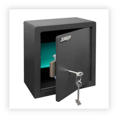Serie 70 cassaforte con serratura a chiave