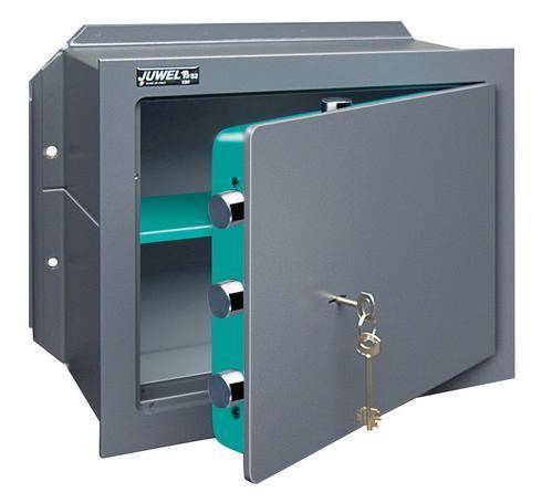 Serie 46 Keystar con serratura chiave
