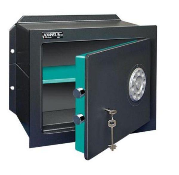 Kombibloc serratura chiave + combinazione Serie 59