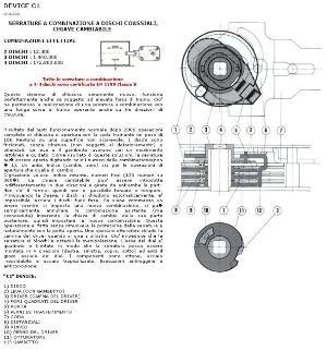 Kombistar corazzata a combinazione meccanica serie 47
